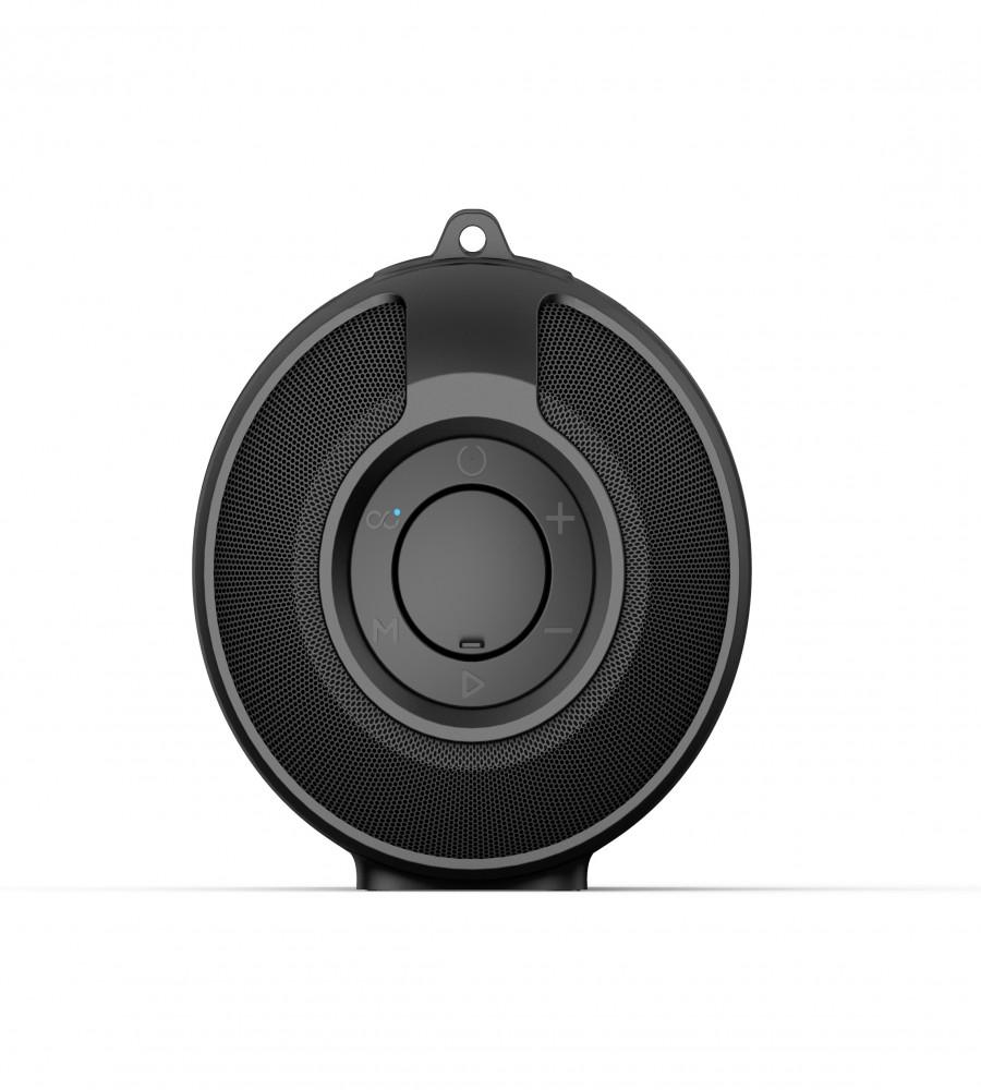 ALTAVOZ BLUETOOTH PORTATIL CON ENTRADA USB Y AUXILIAR / BTG-212